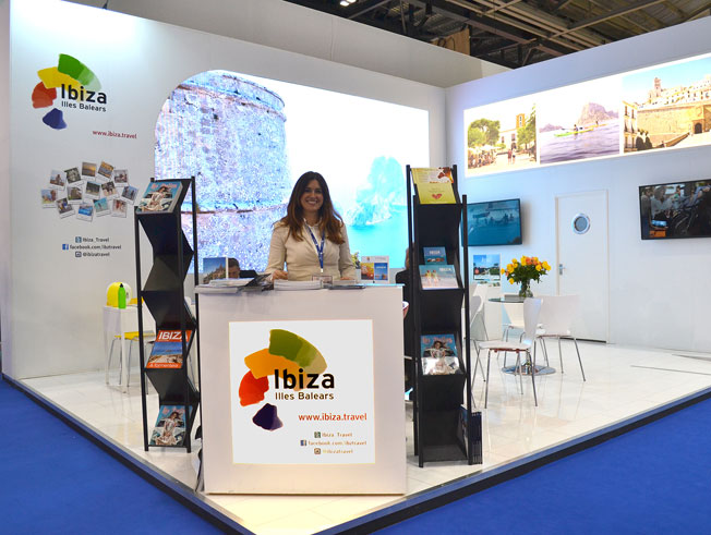 Exhibition Stand Options : Print station exhibition stands